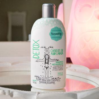 Cabelo: Shampoo Detox The Beauty Box