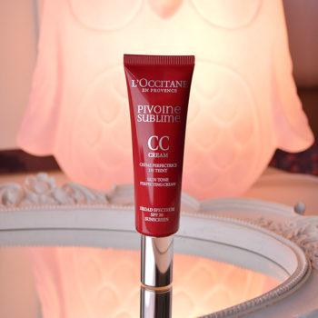 Resenha: L'Occitane Pivoine Sublime CC Cream