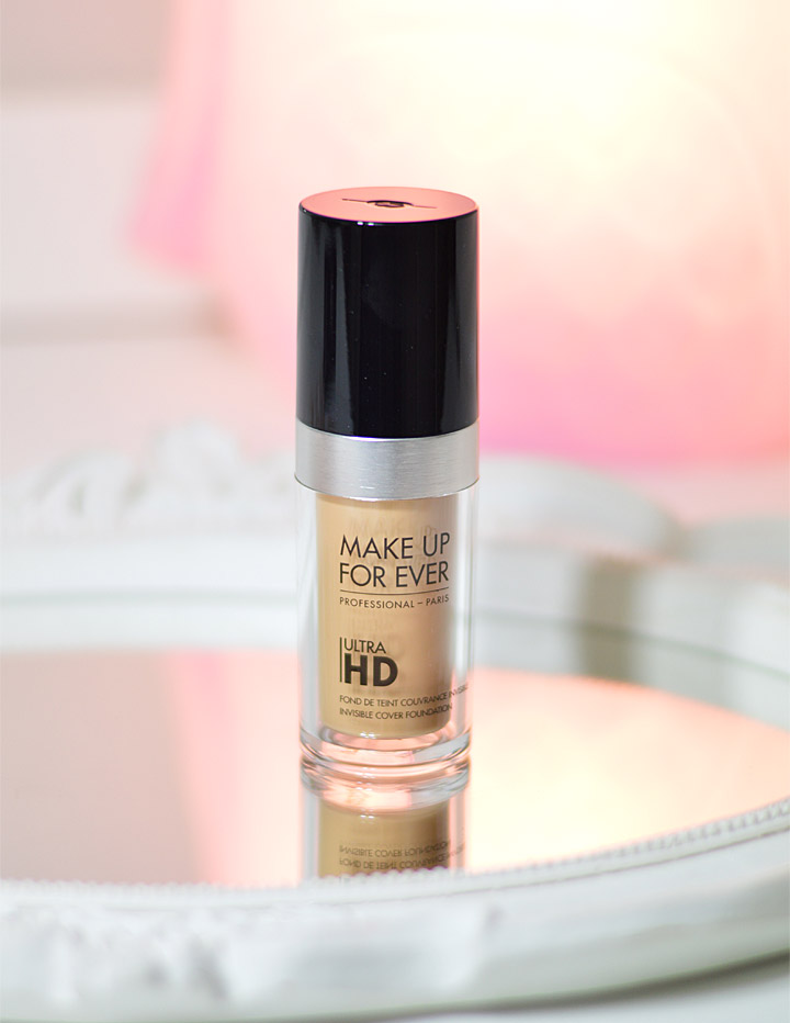 Resenha: Make Up For Ever Ultra HD Invisible Cover Foundation