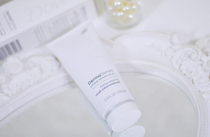 Produtos e Cuidados com a Pele: Dove Derma Series Rough Patch Treatment
