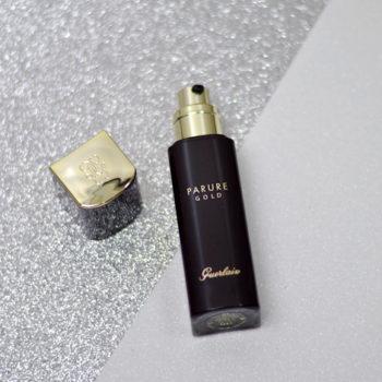 Resenha: Guerlain Parure Gold Radiance Foundation