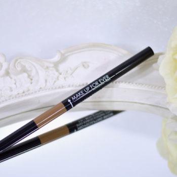 Resenha: Make Up For Ever Pro Sculpting Brow