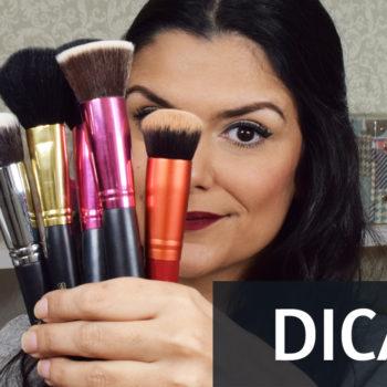Vídeo: Pincéis de maquiagem de marcas nacionais