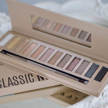 Resenha: Palette Classic Nude Panvel Make-Up