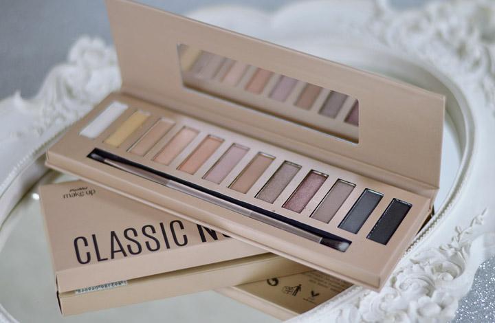 Resenha: Palette Classic Nude Panvel Make-Up