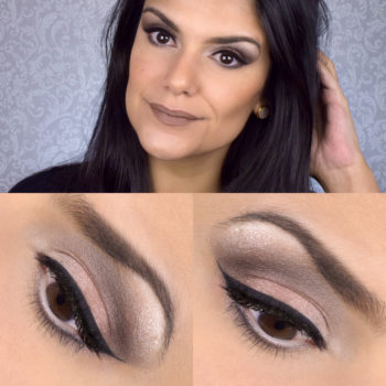 Tutorial: Palette Classic Nude Panvel Make-Up