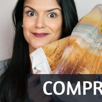 Vídeo: Comprinhas de maquiagem