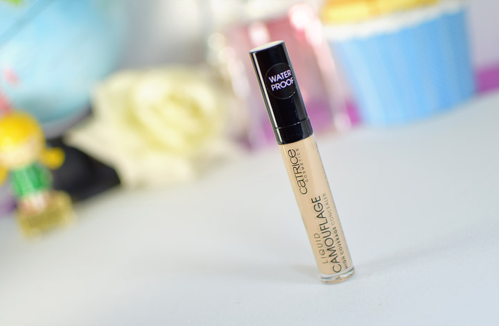 Resenha: Catrice Liquid Camouflage High Coverage Concealer