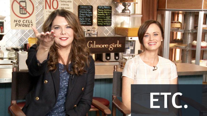 Netflix com o Marinão: Entrevista com o elenco de Gilmore Girls