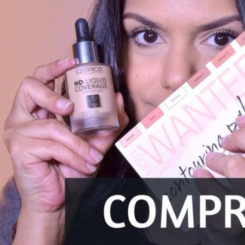 Vídeo: Comprinhas de maquiagem, parte II