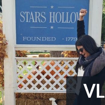 Vlog: Um passeio por Stars Hollow   Tour do Set de Gilmore Girls