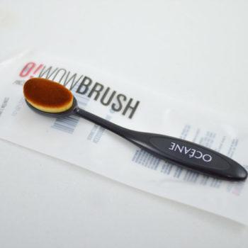 Resenha: Océane Femme O! Wow Brush – Pincel Oval para Rosto