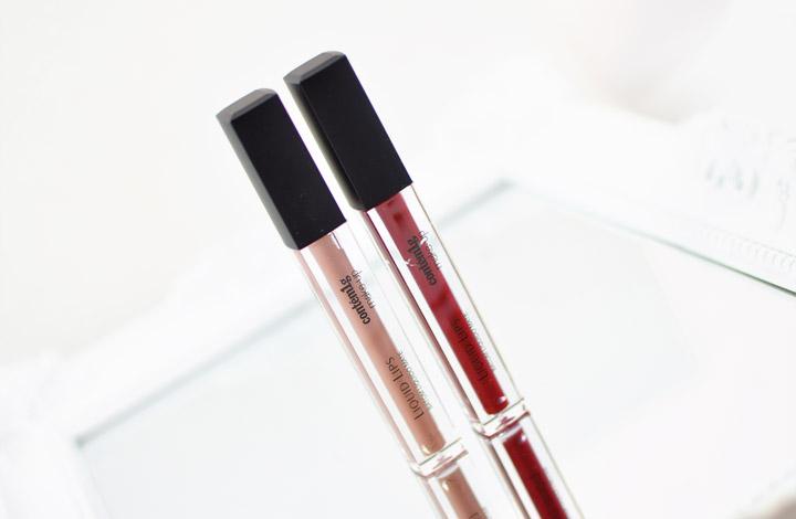 Liquid Lips Cappuccino e Cherry da Contém 1g