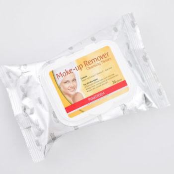 Makeup Remover Cleansing Tissues Purederm