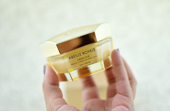 Produtos e Cuidados com a Pele: Guerlain Abeille Royale Crème Jour