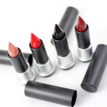 Batom Artist Rouge Make Up For Ever (cores M100, C404, C604 e M500)