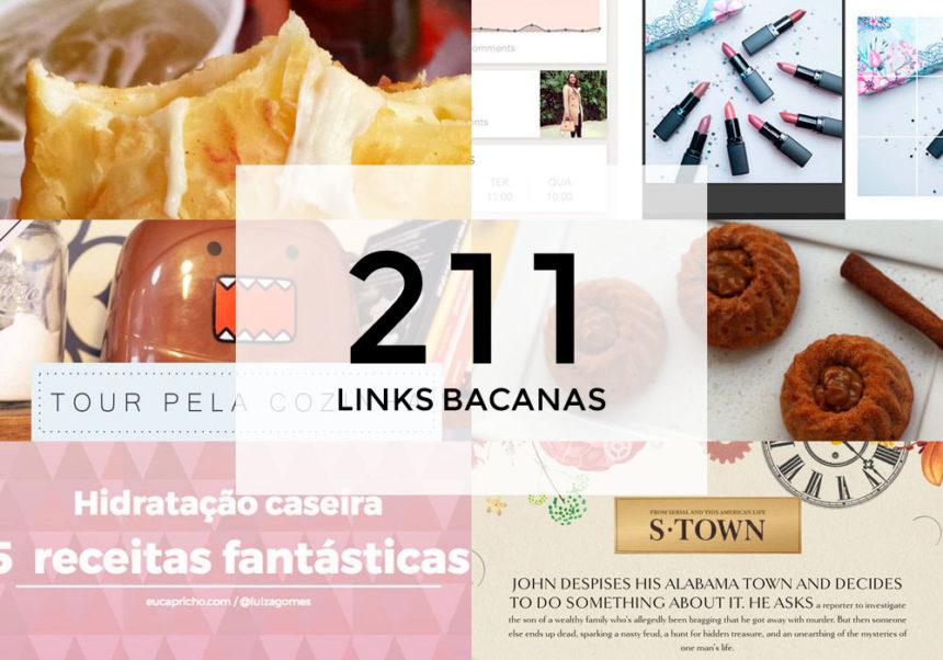 Links Bacanas #211