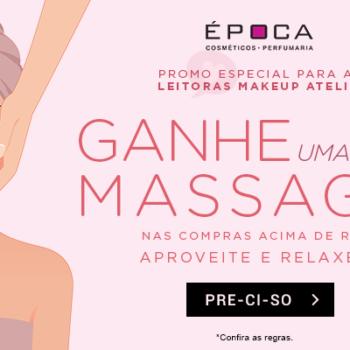 Ganhe uma massagem! *