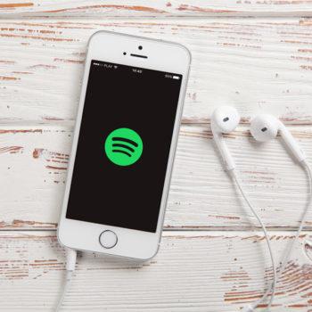 Não é make, mas é demais: Spotify