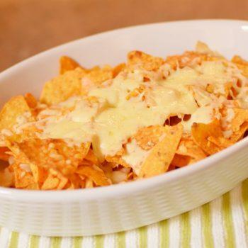 Cozinha tosca do Marinão: Doritos com queijo