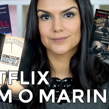 Netflix com o Marinão: Assassinato, cultos e mais!
