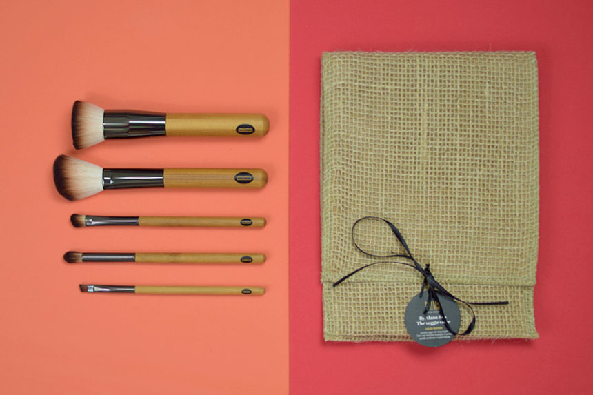 Resenha: Kit Básico de Pincéis Baims Natural Makeup