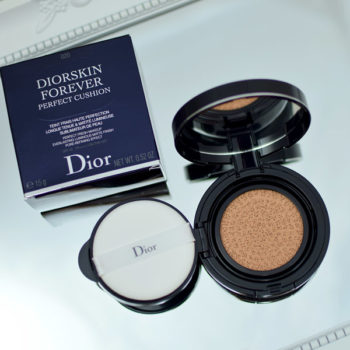 Resenha: Base Diorskin Forever Perfect Cushion