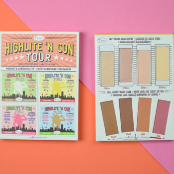 Resenha: The Balm Highlite N' Contour Palette