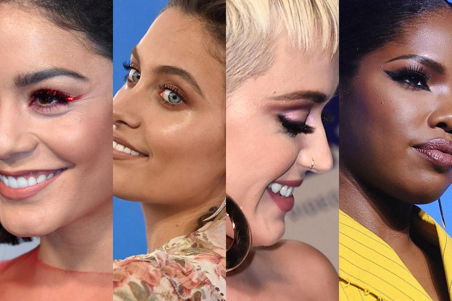 Maquiagens VMAs Teen Choice Awards 2017