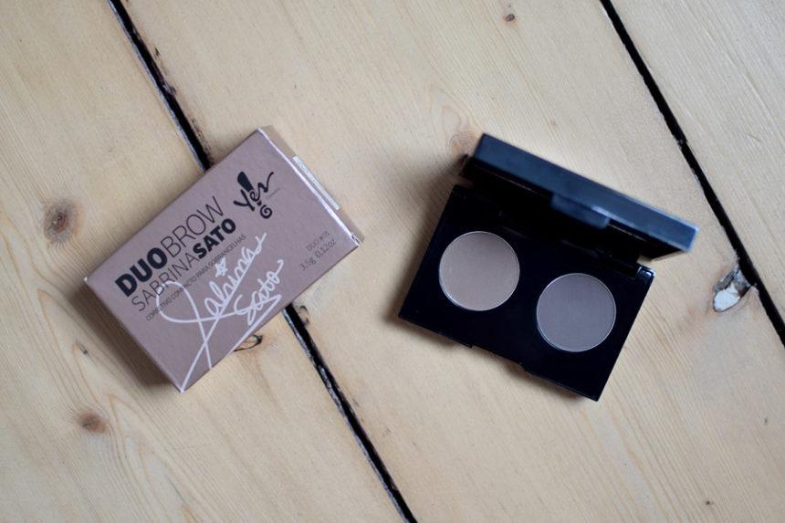 Resenha: Yes! Cosmetics Duo Brow Sabrina Sato