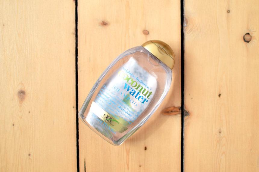 Shampoo OGX Coconut Water