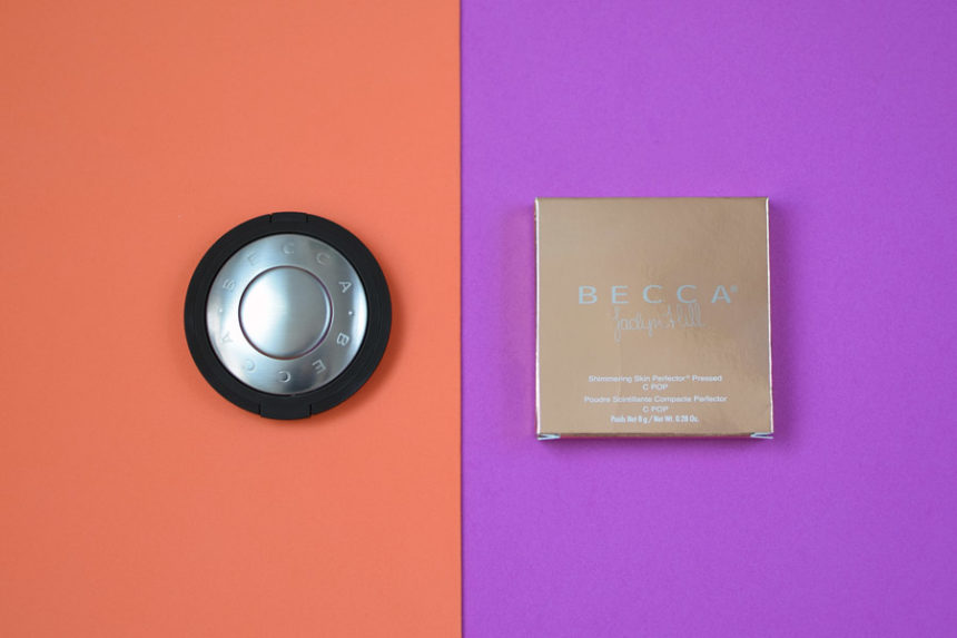 Resenha: Becca Shimmering Skin Perfector Pressed Highlighter