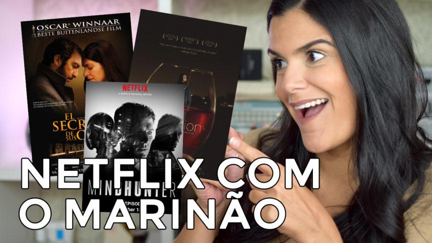 Netflix com o Marinão: Thrillers, serial killers e um filme de horror
