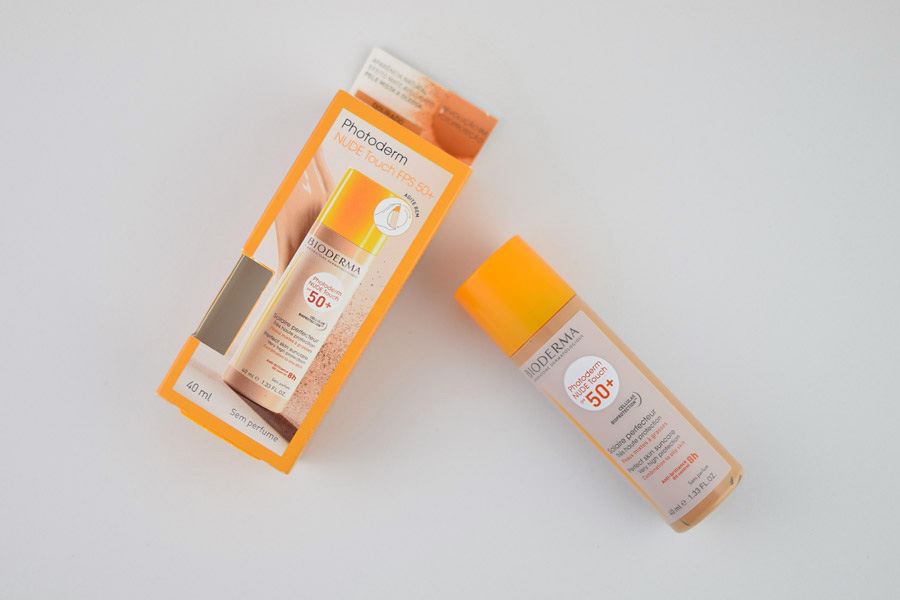 Resenha Bioderma Photoderm NUDE Touch FPS 50+