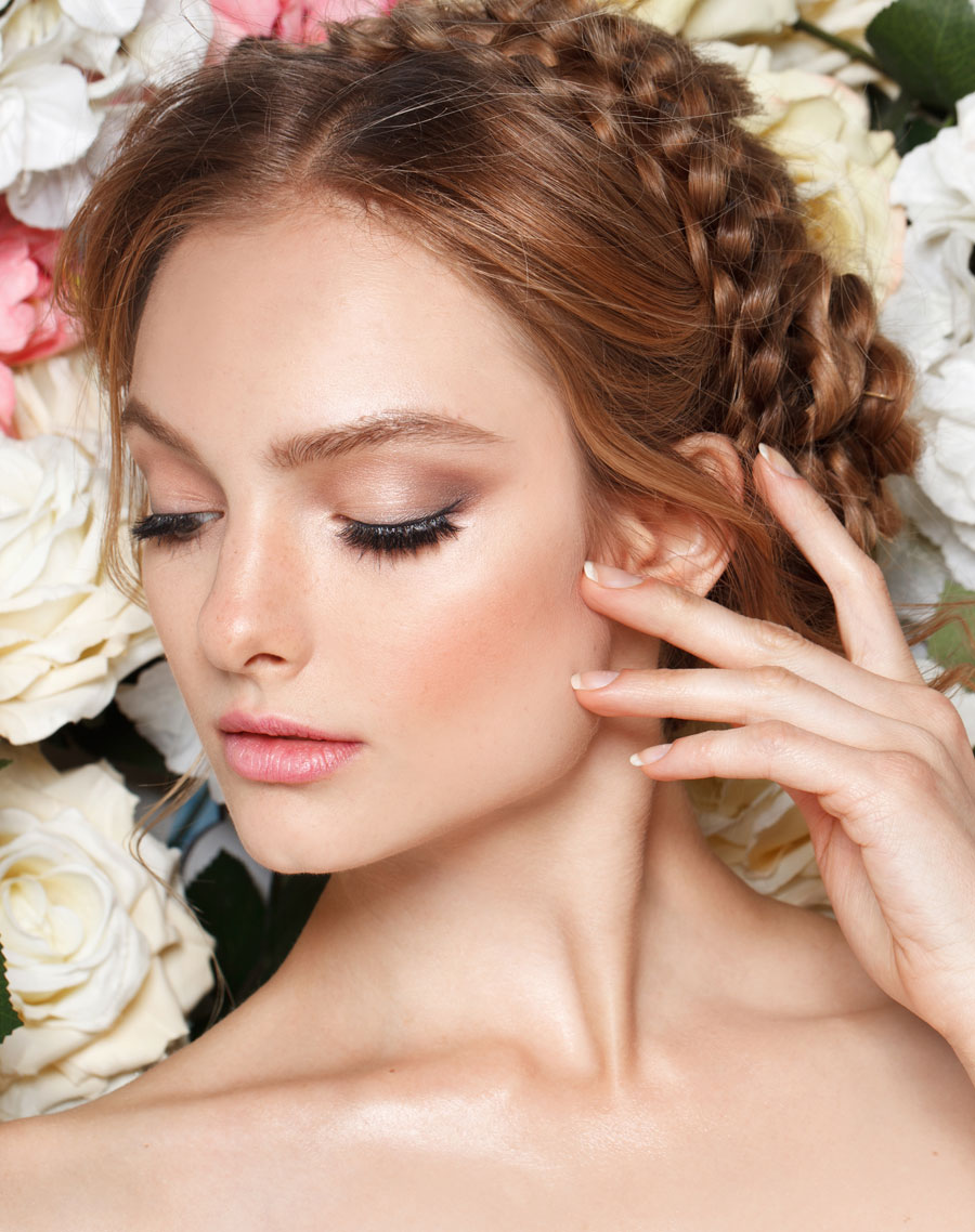 inspirações de maquiagem para noivas