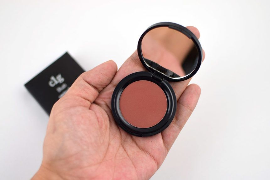 Resenha: C1g Blush Contém 1g Make-Up (cor Cacau Opaco)