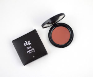 C1g Blush Contém 1g Make-Up