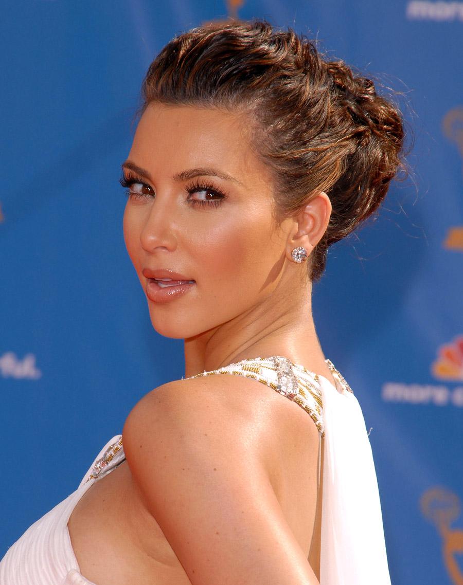 Maquiagem Kim Kardashian