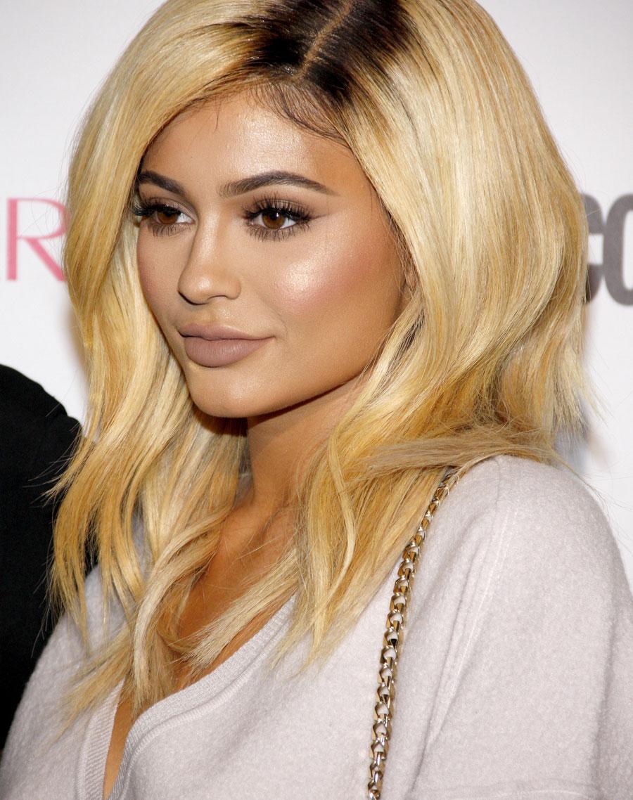 maquiagem Kylie Jenner