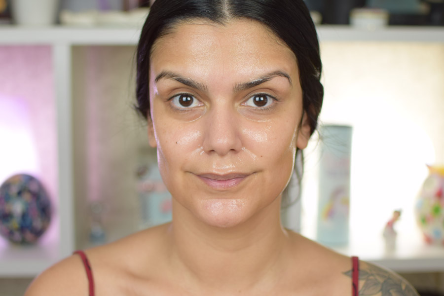 Máscara Mineral Efeito Peeling