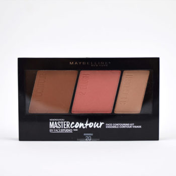 Resenha: Maybelline Master Contour Kit (cor 20 Medium to Deep)
