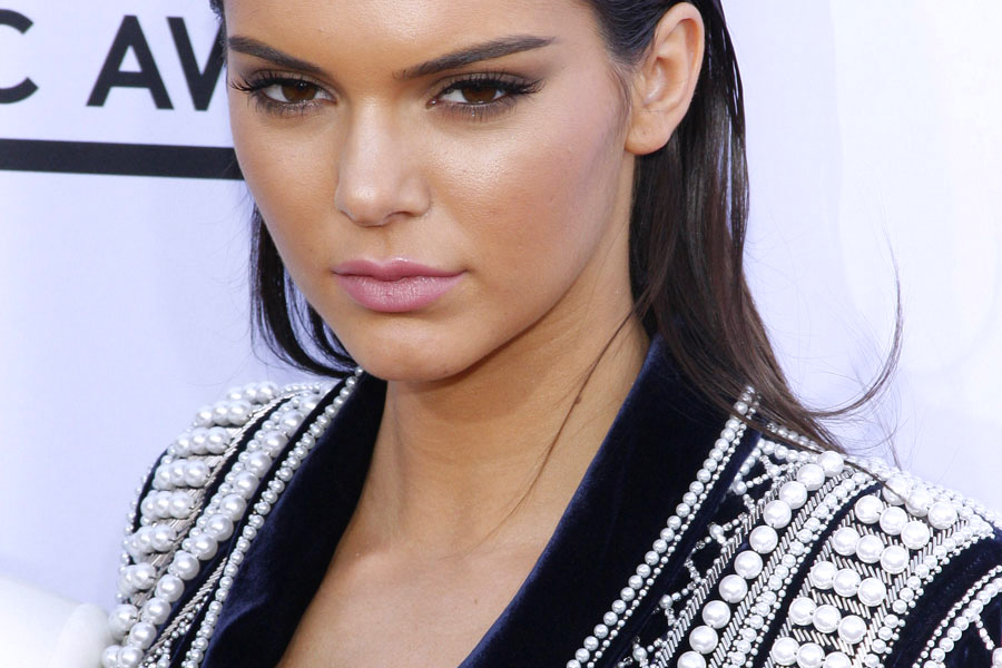 Maquiagem Kendall Jenner