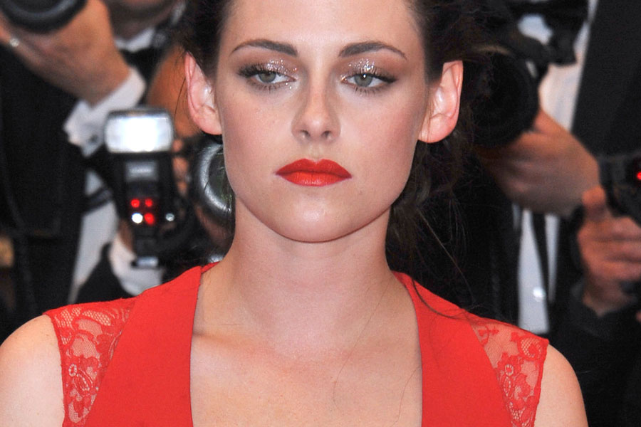 Maquiagem Kristen Stewart
