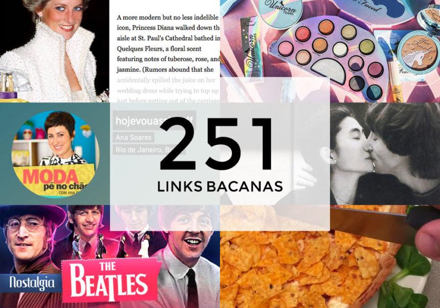Links Bacanas #251