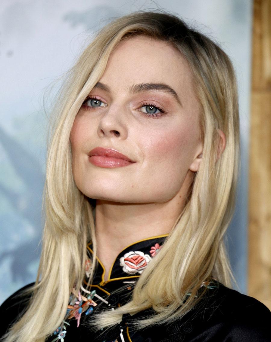 Maquiagem Margot Robbie