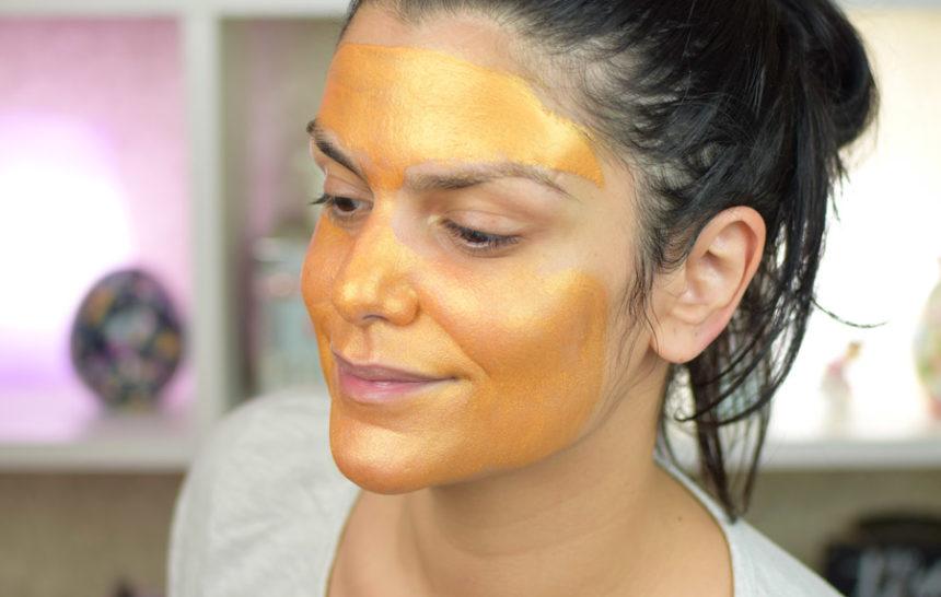 Dermage Caviar Gold Mask
