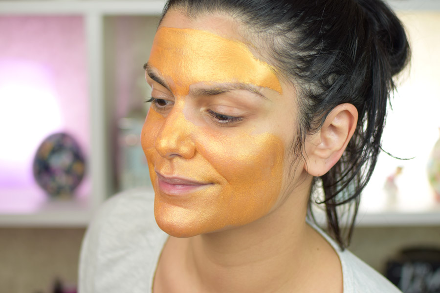 Dermage Caviar Gold Mask