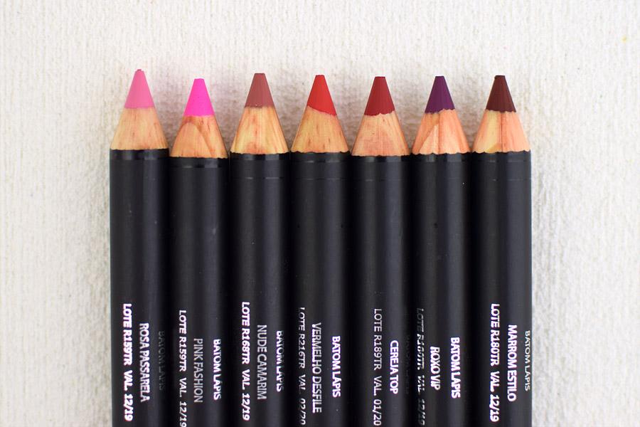 Eudora Batom Lápis Color Matte