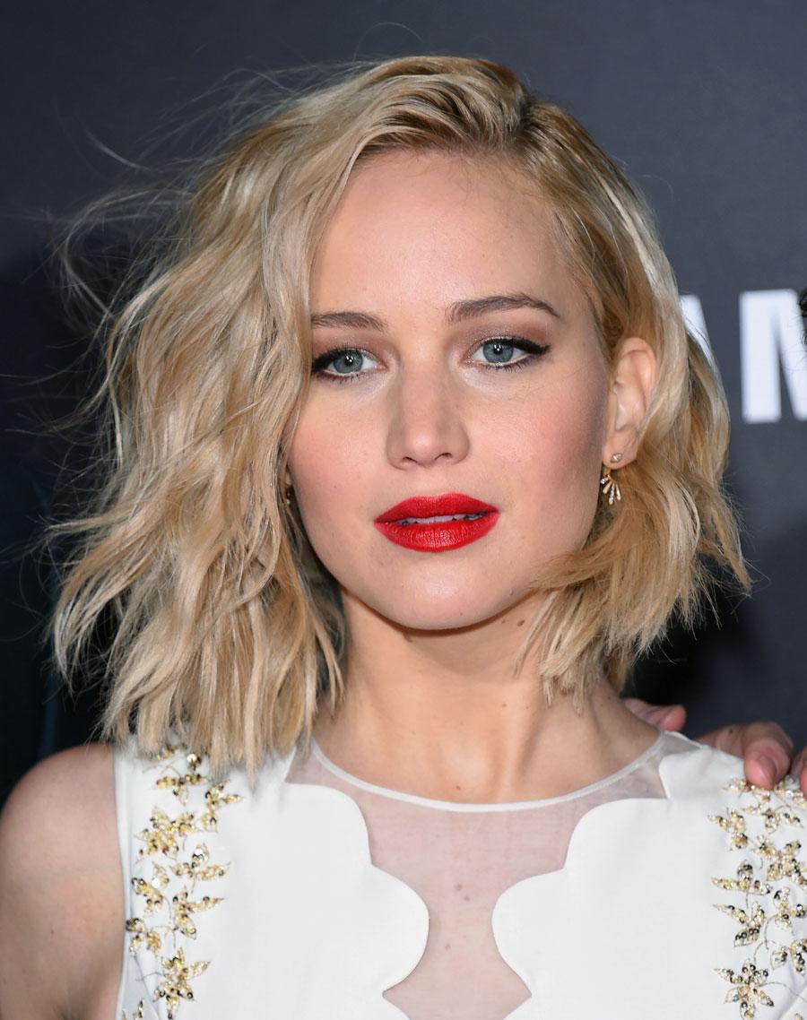 Maquiagem Jennifer Lawrence