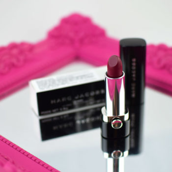 Marc Jacobs Beauty Batom Le Marc cor Magenta